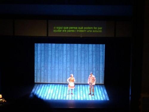 Al SAT! Teatre: Hansel i Gretel